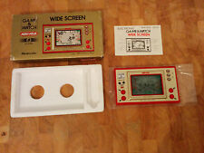 NINTENDO 1981 GAME AND WATCH - MICKEY MOUSE!!-RARE