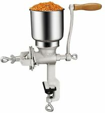 Flour Mill hand grinding machine Feed Corn Grain wheat or grain Nuts Palm Crank