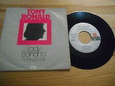 """7"""" Pop Tony Ronald - Lady Banana / Nothing To Say ARIOLA"""