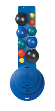 CanDo MVP Balance System-10-Ball Wall Rack only, no balls- 10-1744 NEW