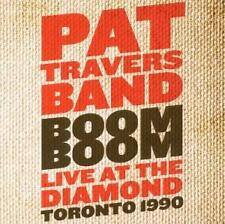 Travers,Pat - Boom Boom - Live At The Diamond, Toronto 1990 (OVP)