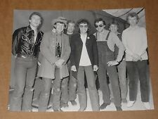 Matchbox/Albert Lee 10 x 8 mid 1980s Agency Publicity Photo