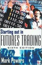 Starting Out in Futures Trading, Powers, Mark, Good Book
