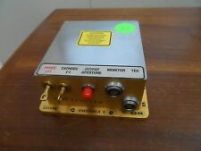 Coherent FAP800-50W-805 to 811, @ 60.4A Laser Diode Package, Verdi (Tested)