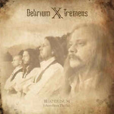 "Delirium X Tremens ""Belo Dunum, Echoes From The Past"" CD [DOLOMITIC DEATH METAL]"