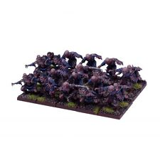 Undead Ghoul Regiment -- Kings of War -- Mantic Games