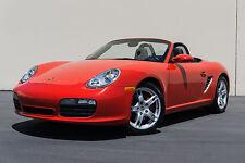 Porsche: Boxster S