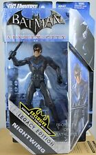 "NIGHTWING Batman Arkham City DC Legacy Edition 6"" inch Video Game Figure!!!"