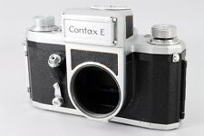 【AB- Excellent】 ZEISS Contax E - 35mm SLR Film Camera Body From JAPAN #1849