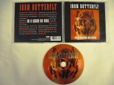 IRON BUTTERFLY  In A Gadda Da Vida  CD
