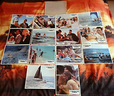 Les dents de la mer 2ème partie (jaws 2) – LOBBY CARDS – PHOTOS – 14 photos