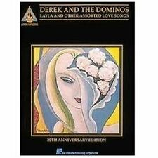 Derek and the Dominos - Layla and Other Assorted Love Songs (1993) Guitar Tab