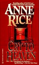 Acc, Cry to Heaven, Anne Rice, 0345396936, Book