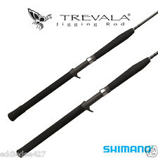 "Shimano Trevala Casting Rod TVC70ML 7'0"" Medium Light 1pc"