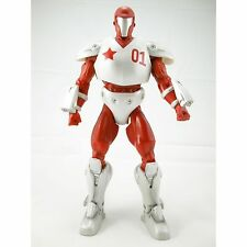 "DC Universe classics Unlimited ROCKET RED  6"" action figure loose"
