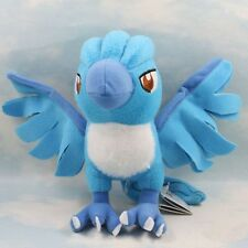 "7"" Articuno Pokemon Cute Soft Plush Finger Toy Doll Kids Gift New"