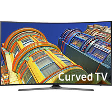 "Samsung UN65KU6500 Curved 65"" 4K Ultra HD Edge-lit LED Smart TV KU6500 6-Series"