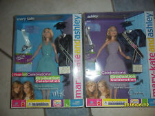 NIB Full House Mary Kate & Ashley Olsen 04 Grad Graduation Celebration Prom Doll
