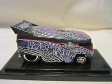 Hot Wheels Liberty Promotions Halloween Black Widow VW DRAG BUS #261/1000 Made!