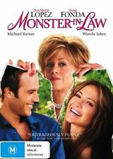 Monster-in-Law =BRAND NEW AND SEALED ITEM