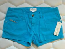 Girls Diesel cotton blue  Shorts Age 16 Years NEW