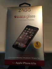 Zagg Invisible Shield Glass For iPhone 6/6s