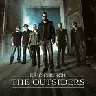 The Outsiders by Eric Church (Format: Audio CD) FREE SHIPPING Brand New Discs: 1