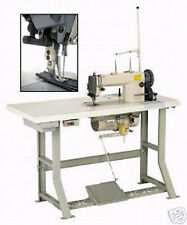 INDUSTRIAL    SEWING MACHINE  WITH  WALKING FOOT TAKES JUKI  ATTATCHMENTS