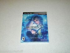 Final Fantasy X/X-2 HD Remaster: Limited Edition PS3 Sealed Unopened FREE SHIP