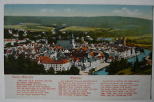 Alte kolorierte Foto-AK / Ansichtskarte / PK/  ca. 1905: Hannoversch Münden