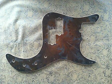Custom Tooled Leather Pickguard Fender Precision P Bass Deluxe