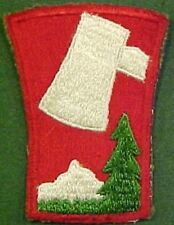 WW2 70th Infantry Trail Blazers Division Patch