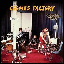 CREEDENCE CLEARWATER REVIVAL Cosmo's Factory 40 Anniversary CD NEW Bonus Tracks