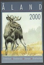 Aland 2000 Post Office Yearpack unmounted mint Stamps complete superb