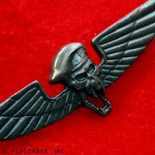 SPECIAL FORCE SKULL WINGS BERET BADGE MILITARY INSIGNIA