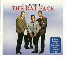 THE VERY BEST OF THE RAT PACK - 3 CD BOX SET
