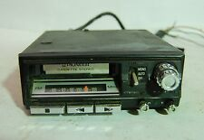 Vintage Pioneer KP-250 Under-Dash Car Stereo Cassette Player. Not Tested
