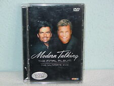 "*****DVD-MODERN TALKING""THE FINAL ALBUM-THE ULTIMATE DVD""-2003 BMG*****"