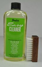 Angelus Easy Cleaner - Leather, Suede, Leather Shoe Sneaker Cleaner With Brush