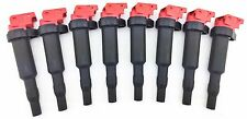 BMW IGNITION COIL PACKS 650i 650iX X5 X6 750i 550i M6 ALPINA B7 750Li Hybrid 7L