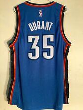 Adidas Swingman 2015-16 NBA Jersey Oklahoma City Thunder Kevin Durant Blue sz S