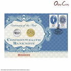 2013 RAM Perth Mint & AP - Centenary of First Commonwealth Banknote Two Coin PNC
