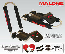 Malone Downloader Fold Down Kayak Carrier MPG114MD Kayak Rack