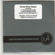 (DB205) Driver Drive Faster, They May Talk - 2011 DJ CD