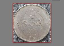 #23CU China Szechuan Republic Military Govt Made Silver Dollar Types e book CD