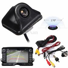 170° Night Vision Car Rear View Dash vehicle Camera Parking Reverse Backup Cam
