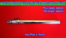 Vacuum Cleaner Spare Parts Telescopic Wand Metal Hose Tube (E110) Brand New