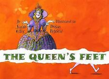 The Queen's Feet by Sarah Ellis (2008, Picture Book)