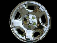 2002 2003 2004 JEEP LIBERTY  CHROME WHEEL SKINS 16""