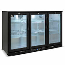 Three Door Under Bench Display Bar Cooler Beer fridge Bar Fridge LG Compressor